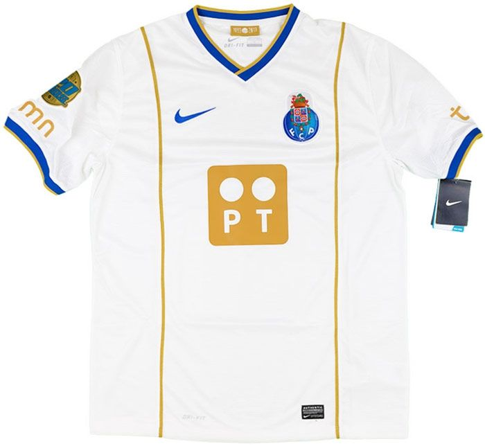 new product 75420 cfb31 NIKE 544535-106 FC Porto 120th ANNIVERSARY Football Soccer ...